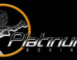 #106 para Logo Design for Platinum Boxing por npaws