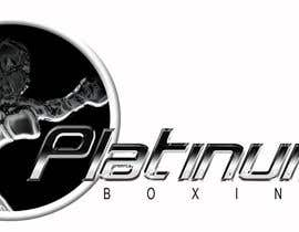 #102 for Logo Design for Platinum Boxing by npaws