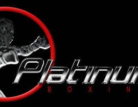 #105 para Logo Design for Platinum Boxing por npaws