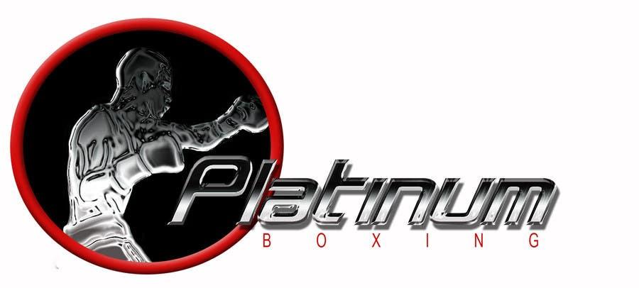 Contest Entry #104 for Logo Design for Platinum Boxing