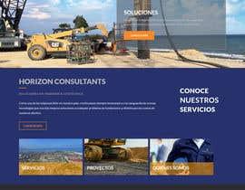 #5 para Diseño web de consultora de ingeniería de webzonebd