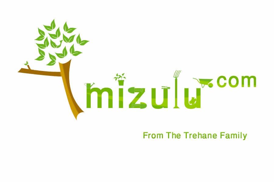 Inscrição nº 471 do Concurso para Logo Design for Mizulu.com