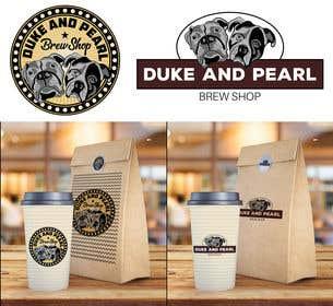 İzleyenin görüntüsü                             Coffee shop logo