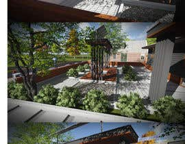 #7 для 3D modeling of home. Landscaping, fencing, structural. Front and side views. Example photos. від alvinbacani