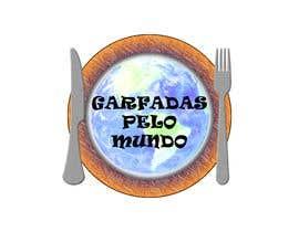 """#6 para Criar um logo para o blog """"Garfadas pelo Mundo"""" por tiaguingsilva"""