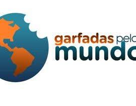 """#14 para Criar um logo para o blog """"Garfadas pelo Mundo"""" por CiroDavid"""