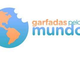 """#15 para Criar um logo para o blog """"Garfadas pelo Mundo"""" por CiroDavid"""