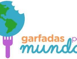 """#28 para Criar um logo para o blog """"Garfadas pelo Mundo"""" por CiroDavid"""