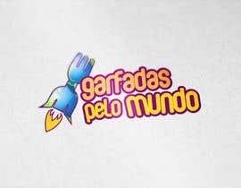 """#11 para Criar um logo para o blog """"Garfadas pelo Mundo"""" por PrimalC"""