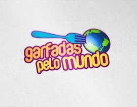 """#22 para Criar um logo para o blog """"Garfadas pelo Mundo"""" por PrimalC"""