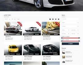nº 17 pour Classic Car Classified Ad Site par ronswebdesign