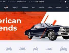 nº 12 pour Classic Car Classified Ad Site par benardel