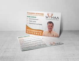 nº 146 pour design a flyer for WYHAA par Designser