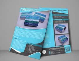 #25 untuk Design a Flyer for a Telephony Product oleh tahira11