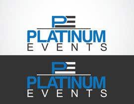 #34 for Design a logo for Platinum Events af LOGOMARKET35