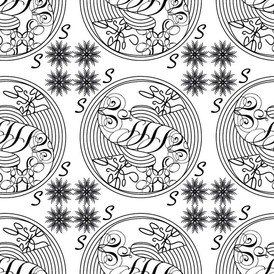 Inscrição nº 40 do Concurso para Pattern Design