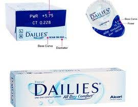 #3 para Alter some Images of Contact Lens boxes de RasheedEqbal