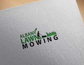 #383 for LOGO DESIGN - LAWN MOWING by Tamim002