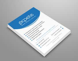 #85 for Design some Business Cards and A4 Flyers by imransikder239