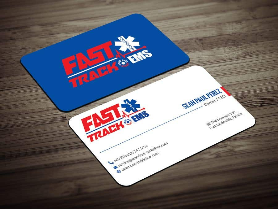 entry 16 by lipiakter7896 for design a professional business card