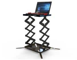 #17 for I would like to hire a Concept Designer to design a portable laptop case/table hybrid by ahmadnazree
