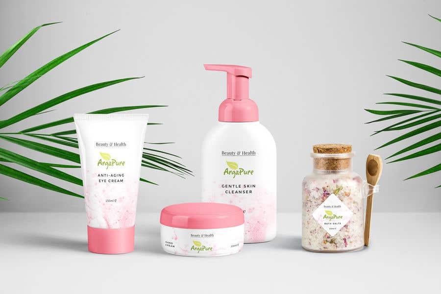 Proposition n°4 du concours Créer un désign d'emballage pour produit cosmétique
