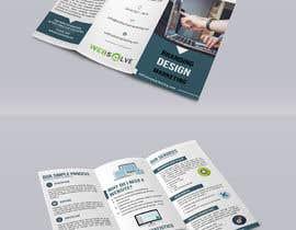 Nro 34 kilpailuun Trifold Brochure for SEO Company käyttäjältä silverpixel1