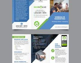 #50 Trifold Brochure for SEO Company részére annumunjal által