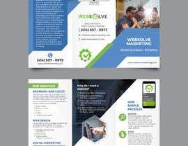 #50 untuk Trifold Brochure for SEO Company oleh annumunjal