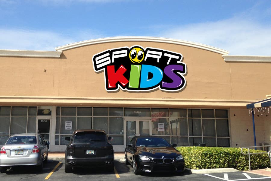 #195 for Logo Design for sport kids in miami by rogeliobello