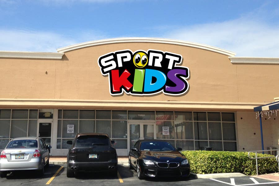 #223 for Logo Design for sport kids in miami by rogeliobello