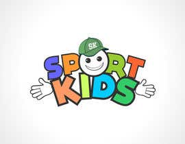 nº 82 pour Logo Design for sport kids in miami par StefanMoisac