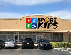 nº 170 pour Logo Design for sport kids in miami par arteq04