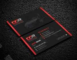 #47 dla Need A Business Card Design For An Automobile Detailing Business przez imransikder239