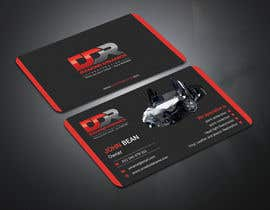 #76 dla Need A Business Card Design For An Automobile Detailing Business przez mdsagorhossen20
