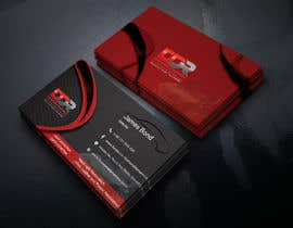 #182 dla Need A Business Card Design For An Automobile Detailing Business przez trishitaaust
