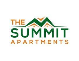 nº 799 pour Design Logo for Apartment Complex par hanifkhondoker11