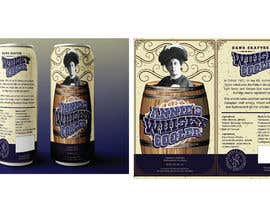 #2 untuk I am creating a Whisky Cooler (Whisky in a Can) and need an awesome design oleh eling88