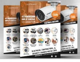 #116 for Create a Flyer for CCTV installations by satishandsurabhi