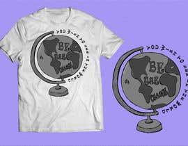 nº 18 pour Conscious free spirit designer to create a t-shirt design par souravshanto