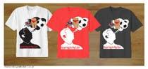Graphic Design Inscrição do Concurso Nº96 para Gaming and scoring theme t-shirt design wanted