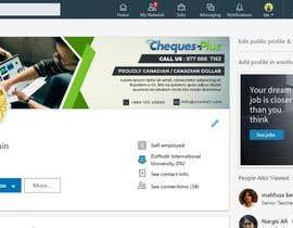 Nro 34 kilpailuun Design Professional LinkedIn profile cover photo käyttäjältä htmlsafayet