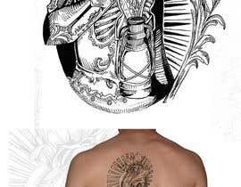 #54 für Design my back tattoo von anantamade