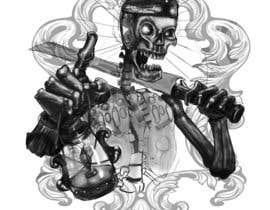 #51 für Design my back tattoo von AenLarga