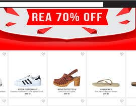 #66 , Sale banner image for E-commerce site - Ends Today 来自 asaduzzaman431sc