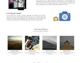 #27 for A new Landingpage design by webazizul
