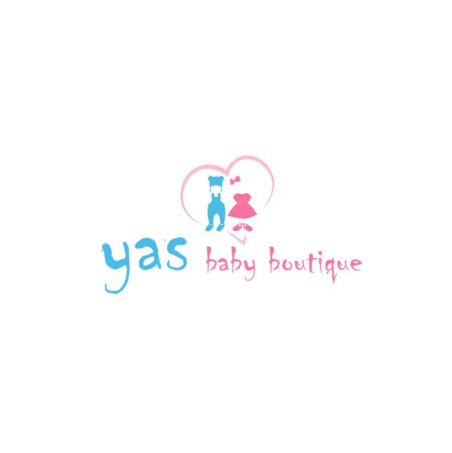 Contest Entry #25 for Build me a logo for my online baby boutique