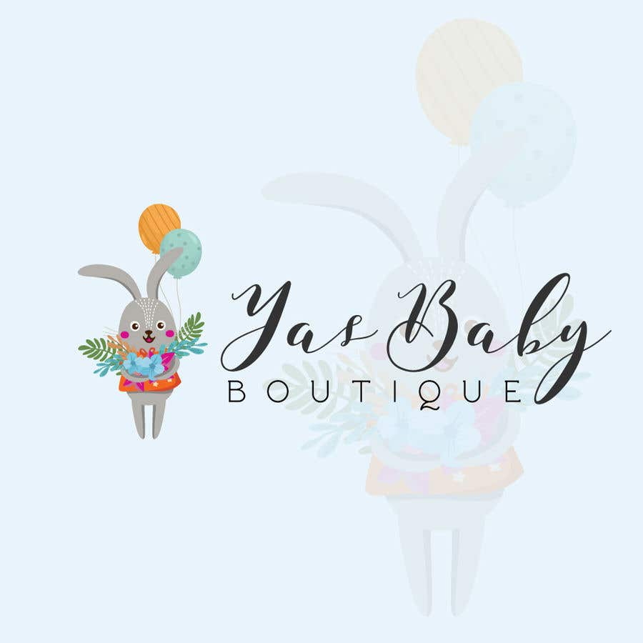 Contest Entry #140 for Build me a logo for my online baby boutique