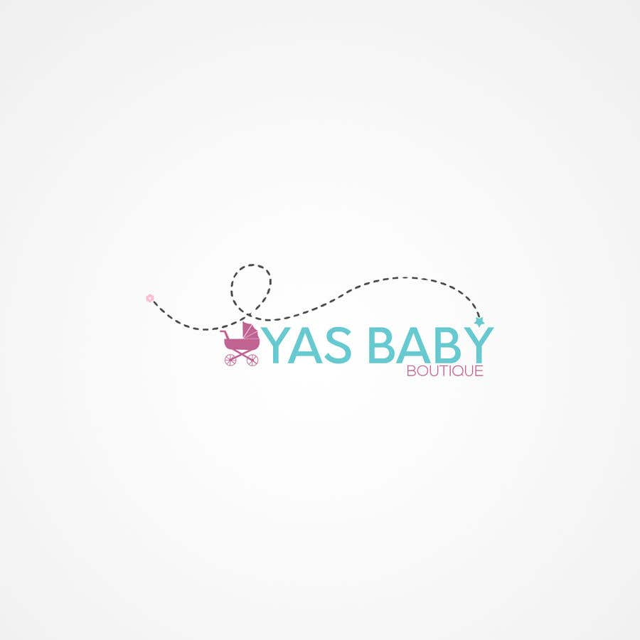 Contest Entry #15 for Build me a logo for my online baby boutique