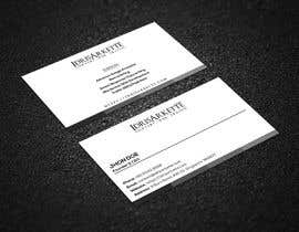 #189 for Design some Business Cards by bulbulahmed5222
